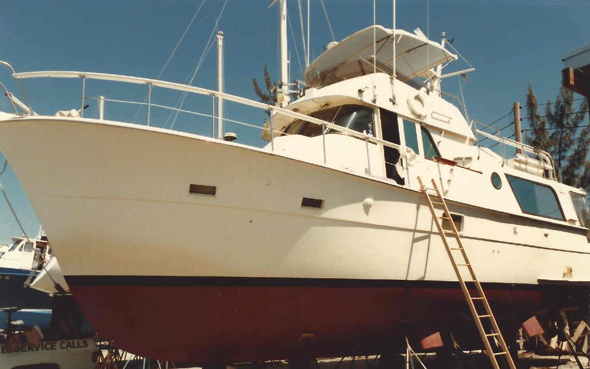 Retrofit Boat Stabilizers - Gyro stabilizers for boats installation